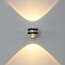 LedTey 3W Double Crystal(BLACK + SILVER WARM WHITE) - $20.46