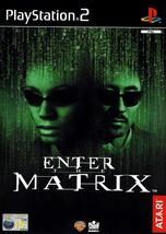 Enter The Matrix PS2 (Playstation 2) - Free Postage - UK Seller - $6.17
