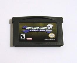 Advance Wars 2: Black Hole Rising (Nintendo Game Boy Advance, 2003) - $29.95