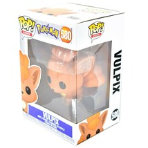 Funko Pop! Games Pokemon Vulpix #580 Vinyl Action Figure image 2