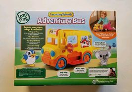 NEW Leap Frog Learning Friends Adventure Bus Core Learning Skills with Figures image 8