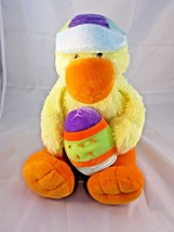 "GUND Nursery Rhyme Chick Duck Plush Doll 18"" Stuffed Animal - $8.24"