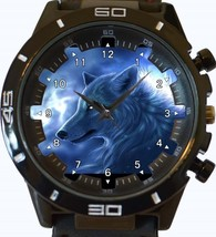 Blue Wolf New Gt Series Sports Unisex Gift Watch - $34.99