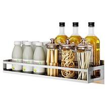 Junyuan Wall Mount Spice Rack Storage Organizer, Kitchen Seasoning Hangi... - £24.05 GBP