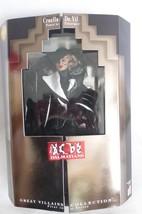 101 Dalmations Cruella De Ville DISNEY BARBIE Great Villians Collection ... - $39.58