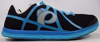 Pearl Izumi EM Road N1 Men's Running Shoes Size US 14 M (D) EU 49.5 Black Blue