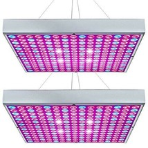 LED Grow Light 45W Plant Lights Red Blue White Panel Growing Lamps - $102.23