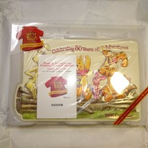 Coin Set Winnie the Pooh 2006 Japan mint coin set Celebrating 80 years a... - $29.99
