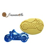 Motorcycle Cookie Cutter/Multi-Size - $4.50+