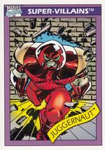 Juggernaut 1990 Marvel Comics Card #55 - $0.99