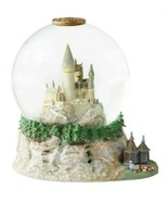 Harry Potter Hogwarts Castle With Hagrids Hut 120 mm Water Globe NEW BOXED - $67.72