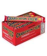 Charleston Chew Strawberry,24CT by Tootsie Roll - $38.99
