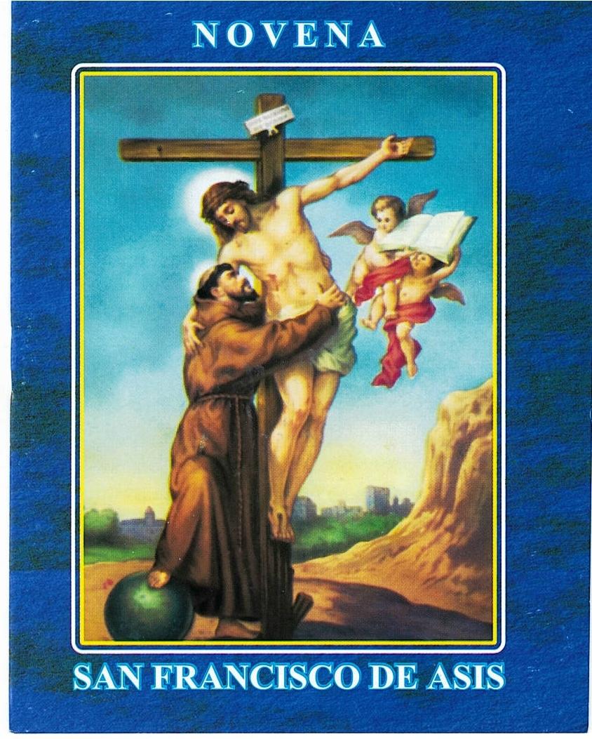 Novena san francisco de asis   330 16 001