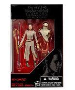 Star Wars, 2015 The Black Series, Rey (Jakku) Exclusive Action Figure, 3... - $14.99
