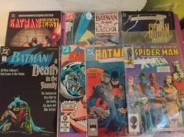 DC Comics Batman various Titles (1980s) - $21.45