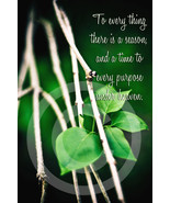 'There is a Season' - Art Magnet - $7.99