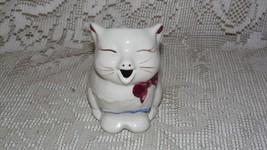 VINTAGE SHAWNEE PUSS N BOOTS CAT CREAMER PITCHER - $34.60