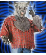 WEREWOLF COSTUME IN PLUS SIZE WEAR WITH OWN PANTS - $59.00