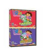 Dora the Explorer Backpack Adventure and Lost City Adventure - $2.79