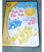 CARE BEARS: FUN IN THE SUN 3 Episodes DVD - $1.99