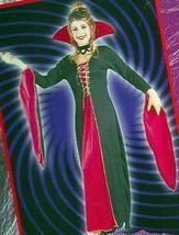 Classic Adult Victorian Vampiress Costume SZ 8-14 - $35.00