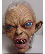 GOLLUM LotR CHARACTER LATEX MASK - $55.00