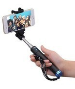 Monopod Extendable Selfie Stick with bluetooth Mpow iSnap X 1 piece ios,... - £11.64 GBP