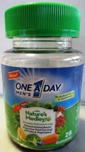 One A Day Men's w/ Nature's Medley Complete Multivitamin Supplement Gummies  - $19.99