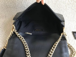 AUTH CHANEL BOY NEW MEDIUM BLACK BRAIDED LIMITED EDITION LEATHER FLAP BAG  image 7