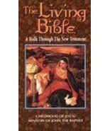 CHILDHOOD OF JESUS/MINISTRY OF JOHN - - vhs 2000 - $1.99
