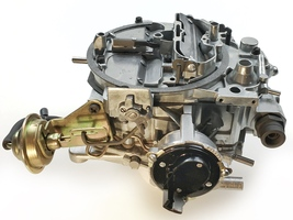 1904 Remanufactured Rochester Quadrajet Carburetor 4MV 80-89 Electric image 3