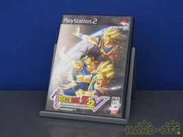 Bandai V Jump 2000 People Lottery Dragon Ball Z2V Playstation 2 Software - $247.43