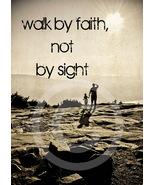 Walk by Faith - Art Magnet  - $7.99