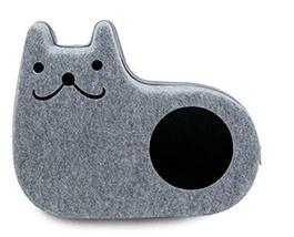 Dingdong Pet Catloaf Cat Cave Cushion House Condo