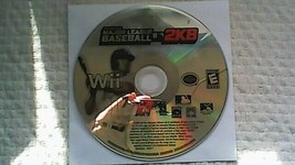 Major League Baseball 2K8 (Nintendo Wii, 2008) - $3.95