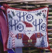 Christmas Fob christmas winter holiday cross stitch kit Shepherd's Bush - $24.00