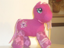My Little Pony plush Cheerilee 2007 - $8.50