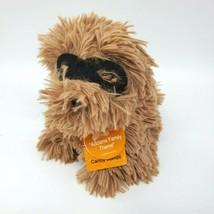 Dan Dee Animated Musical Candy Bandit Puppy Dog Plush Halloween Adams Fa... - $24.99