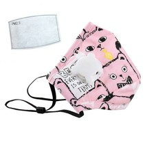 1 x Reusable Cotton Mask Mouth Face Cover Respiratory Mask+Cotton Mask F... - $15.35