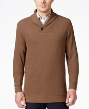 NWT $75 Tasso Elba Men's Large Shawl-Collar Sweater  - £28.15 GBP