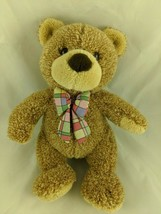 "Commonwealth Bear Plush 12"" Bow Tie Stuffed Animal - $15.38"