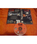 Kileak: The DNA Imperative  (Sony PlayStation 1... - $12.86