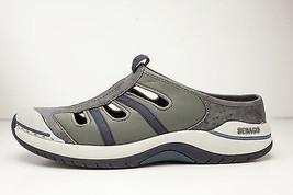 Sebago 8 Green Gray Men's Shoes Sandals - $49.50