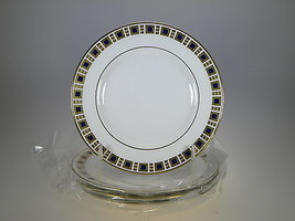 Royal Worcester Blenheim Bread & Butter Plates Set of 4 - $22.72