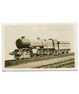 King George V Locomotive Great Western Railway Railroad Tran UK RPPC pos... - $7.00