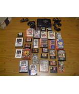 Sega Genesis 16 bit 11 games all hook ups,aero ... - $98.99