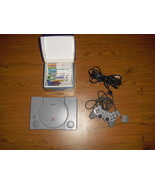 Sony PlayStation Gray Console (SCPH-9001) With ... - $98.99