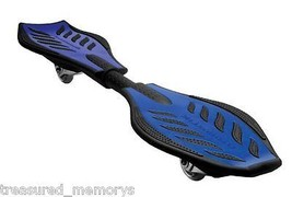 Ripstik Caster Board Blue Saketboard Snowboard Hybrid  Kick Tail Toy Gif... - $86.80