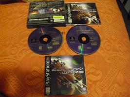 Colony Wars  (Sony PlayStation 1, 1997) - $16.82