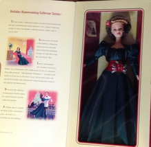 Holiday Sensation Barbie Doll 1998 Hallmark Holiday Homecoming 19792 - $37.62